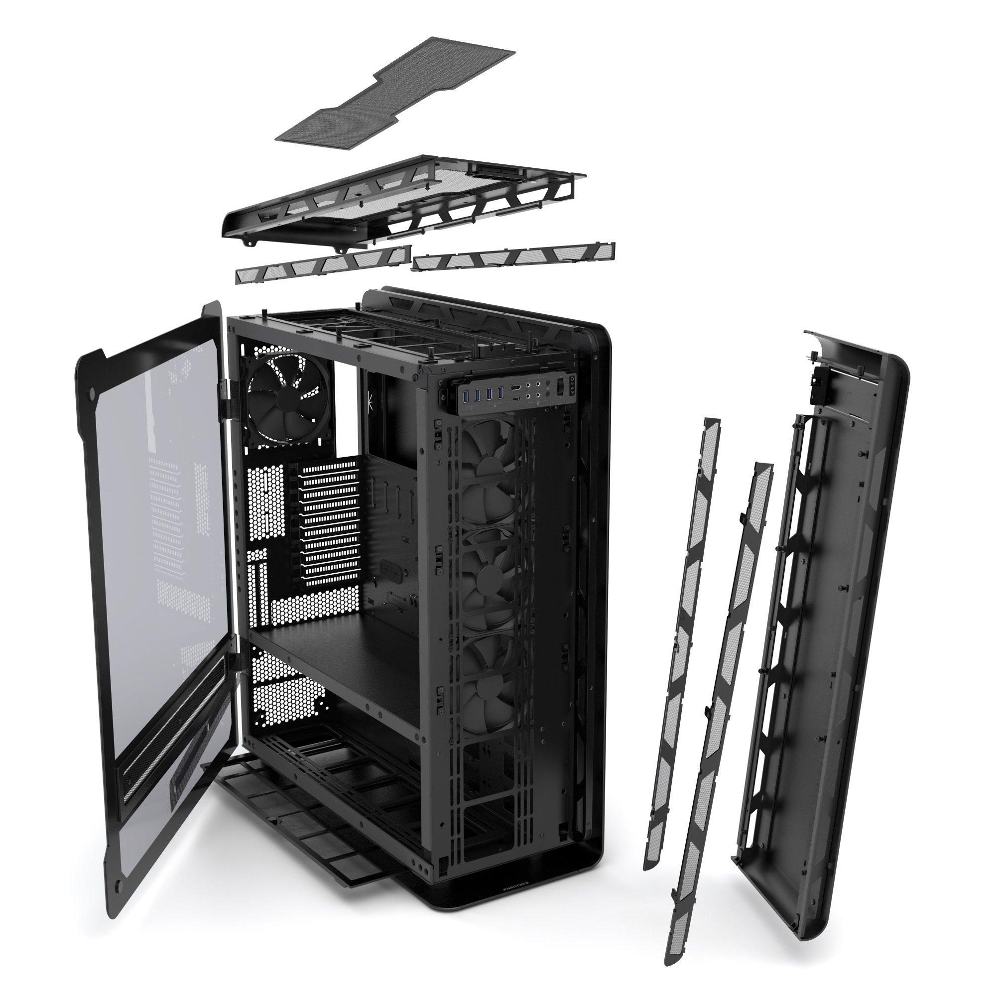 Phanteks Innovative Computer Hardware Design